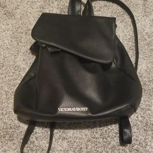 Vs faux leather backpack